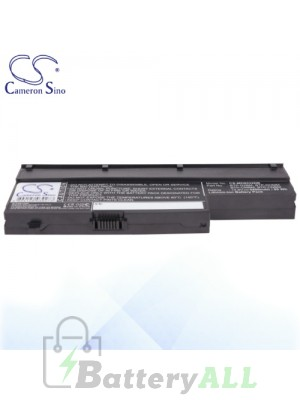 CS Battery for Medion E6210 / MD97710 / MD97760 / MD98340 Battery MD9532NB