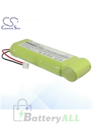 CS Battery for Brother P-Touch 1200P / 1250 / 110 / 1200 / 1800 Battery PBA800SL