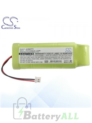 CS Battery for Brother P-Touch 3000 310 340 340C 5000 540 540C Battery PBA800SL