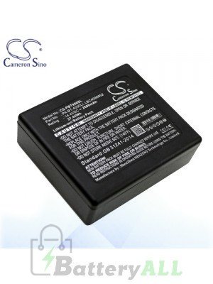 CS Battery for Brother PTP950NW / RJ 4040 TD 2130 NHC Battery PBT950SL