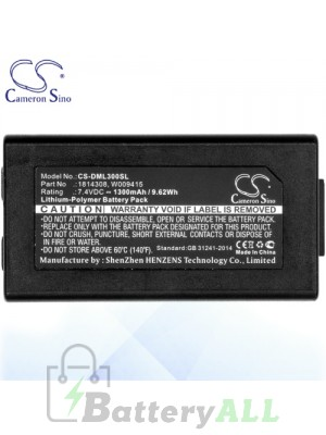 CS Battery for Dymo Mobile Label Maker / MobileLabeler Battery DML300SL