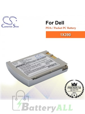 CS-X5XL For Dell PDA / Pocket PC Battery Model 1X390