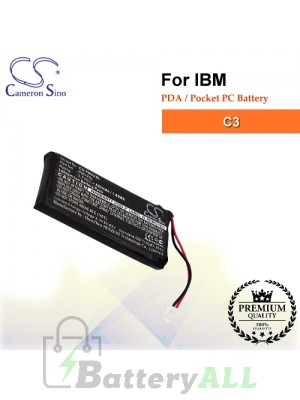 CS-PMVXSL For IBM PDA / Pocket PC Battery Fit Model C3