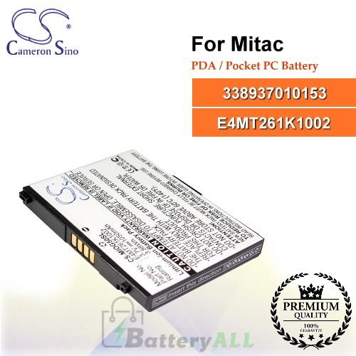 CS-MIOG50SL For Mitac PDA / Pocket PC Battery Model 338937010153 / E4MT261K1002