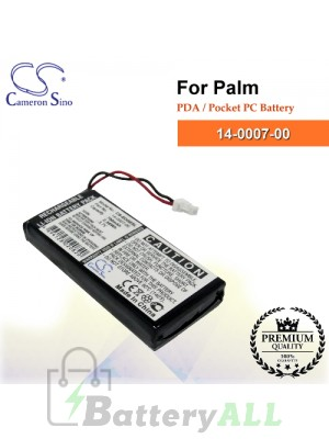 CS-EDGESL For Palm PDA / Pocket PC Battery Model 14-0007-00