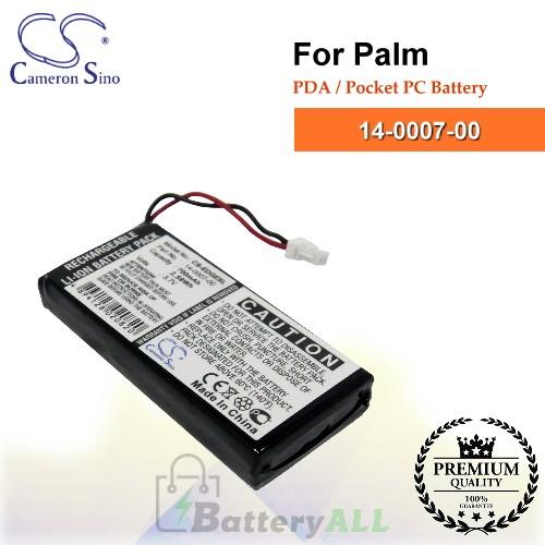 CS-EDGESL For Palm PDA / Pocket PC Battery Model 14-0007-00