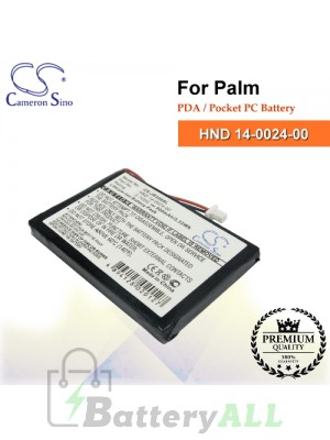 CS-JR300SL For Palm PDA / Pocket PC Battery Model HND 14-0024-00