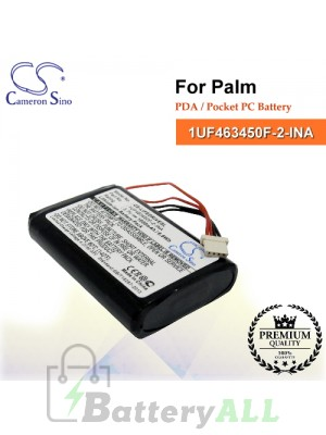 CS-LIFEDRIVESL For Palm PDA / Pocket PC Battery Model 1UF463450F-2-INA
