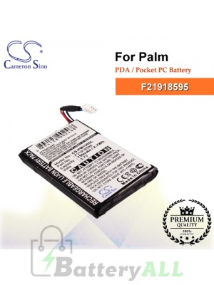 CS-PM130SL For Palm PDA / Pocket PC Battery Model F21918595