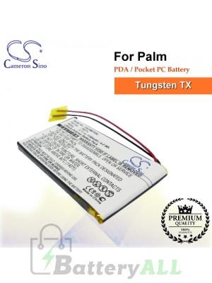 CS-PMTXSL For Palm PDA / Pocket PC Battery Fit Model Tungsten TX