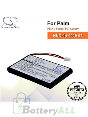 CS-TR180SL For Palm PDA / Pocket PC Battery Model HND-14-0019-02