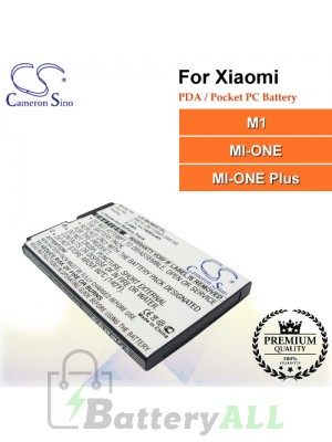 CS-MUM001SL For Xiaomi PDA / Pocket PC Battery Model 29-11940-000-00 / BM10