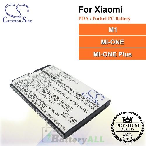 CS-MUM001SL For Xiaomi PDA / Pocket PC Battery Model 29-11940-000-00 / BM10