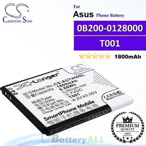 CS-AUT450SL For Asus Phone Battery Model 0B200-0128000 / T001