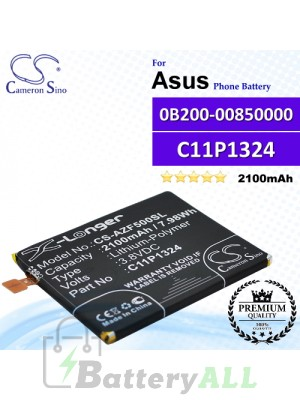 CS-AZF500SL For Asus Phone Battery Model 0B200-00850000 / C11P1324
