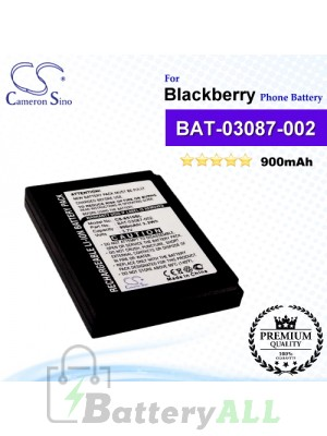 CS-6510SL For Blackberry Phone Battery Model BAT-03087-002