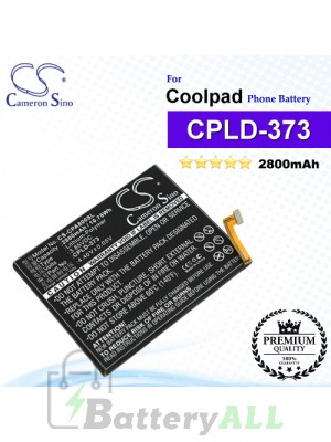 CS-CPA800SL For Coolpad Phone Battery Model CPLD-373