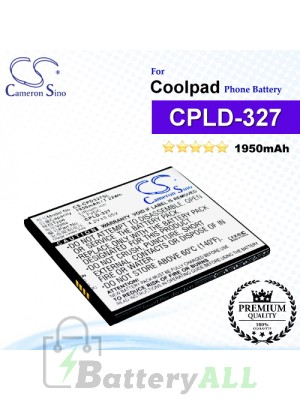 CS-CPD327SL For Coolpad Phone Battery Model CPLD-327