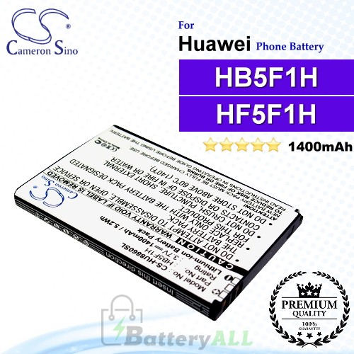 CS-HU8860SL For Huawei Phone Battery Model HB5F1H / HF5F1H