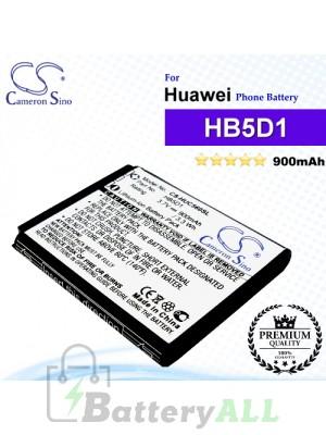 CS-HUC560SL For Huawei Phone Battery Model HB5D1