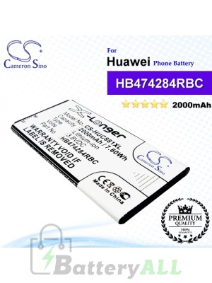 CS-HUC881XL For Huawei Phone Battery Model HB474284RBC