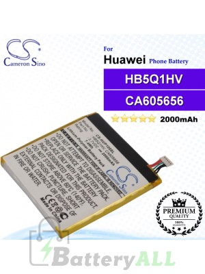 CS-HUP100SL For Huawei Phone Battery Model HB5Q1HV / CA605656
