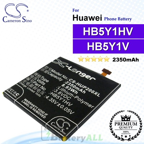 CS-HUP200XL For Huawei Phone Battery Model HB5Y1HV / HB5Y1V