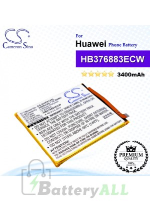 CS-HUP912SL For Huawei Phone Battery Model HB376883ECW