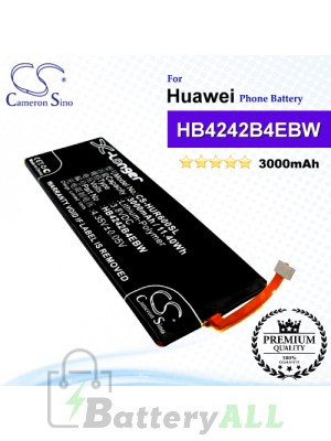 CS-HUR600SL For Huawei Phone Battery Model HB4242B4EBW