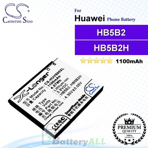 CS-HUV860XLFor Huawei Phone Battery Model HB5B2 / HB5B2H