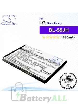 CS-LKP710SL For LG Phone Battery Model BL-59JH / EAC61998401 / EAC61998402