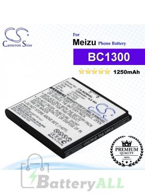 CS-MZM9SL - Meizu Phone Battery Model BC1300
