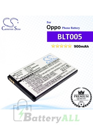 CS-OPA100SL For Oppo Phone Battery Model BLT005