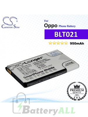 CS-OPA129SL For Oppo Phone Battery Model BLT021