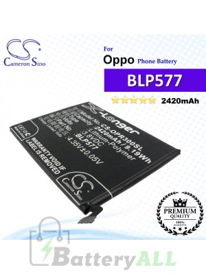 CS-OPR300SL For Oppo Phone Battery Model BLP577