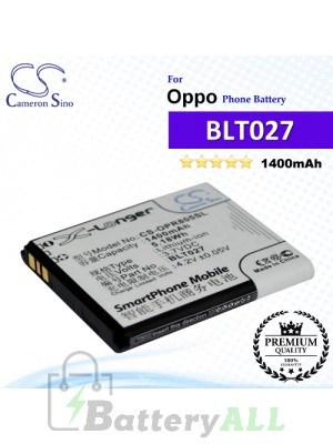 CS-OPR805SL For Oppo Phone Battery Model BLT027
