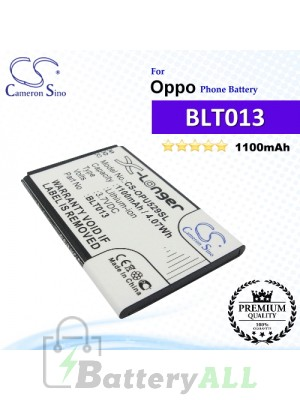 CS-OPU529SL For Oppo Phone Battery Model BLT013