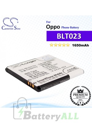 CS-OPX905SL For Oppo Phone Battery Model BLT023