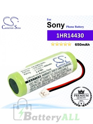 CS-CMD100SL For Sony Phone Battery Model 1HR14430