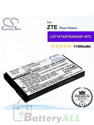 CS-ZTD930SL For ZTE Phone Battery Model Li3710T42P3h553457-NTC