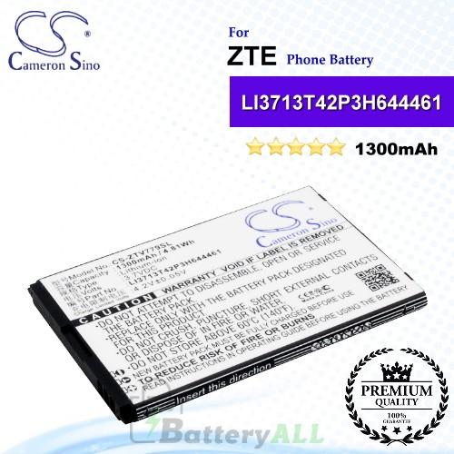CS-ZTV779SL For ZTE Phone Battery Model LI3713T42P3H644461