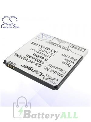 CS Battery for Acer KT.0010J.008 / JD-201212-JLQU-C11M-003 Battery PHO-ACV370XL