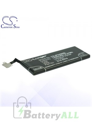 CS Battery for Apple 616-0479 / GB-S10-423282-0100 / LIS1474APPC Battery PHO-IPH450SL