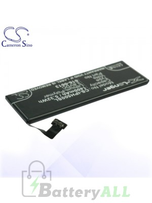 CS Battery for Apple 616-0613 / 616-0612 / LIS1491APPCS Battery PHO-IPH500SL
