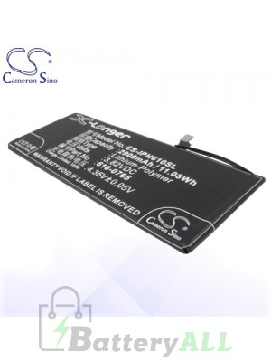 CS Battery for Apple 616-0765 / 616-0770 / 616-0772 / PP11AT115-1 Battery PHO-IPH610SL
