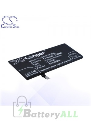 CS Battery for Apple 616-00036 / Apple iPhone 6s Battery PHO-IPH611SL