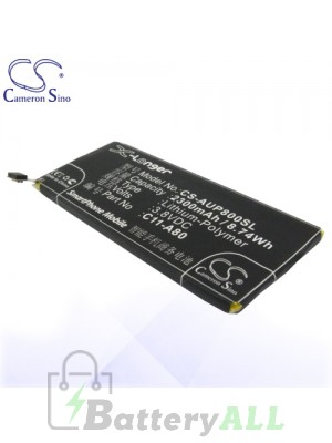 CS Battery for Asus C11-A80 / Asus A80C / Asus A86 / Asus T003 Battery PHO-AUP800SL