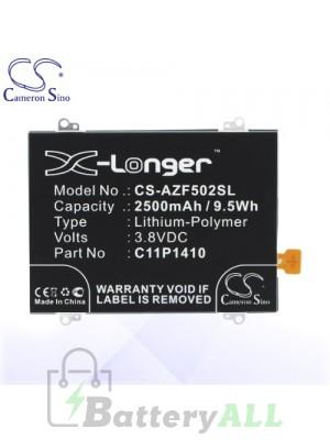 CS Battery for Asus 0B200-01210100 / C11P1410 Battery PHO-AZF502SL