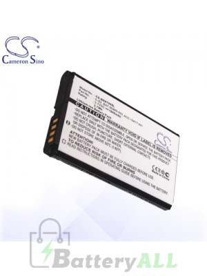 CS Battery for Blackberry Curve 3G 9330 / Curve 8300 / Curve 8310 Battery PHO-BR8700SL