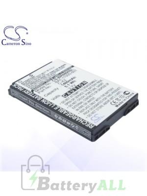 CS Battery for Blackberry ASY-14321-001 / BAT-11005-001 / 8830B Battery PHO-BR8800SL